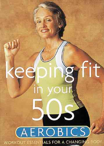 KEEPING FIT IN YOUR 50S:AEROBICS BY JOSEPH,CINDY (DVD)