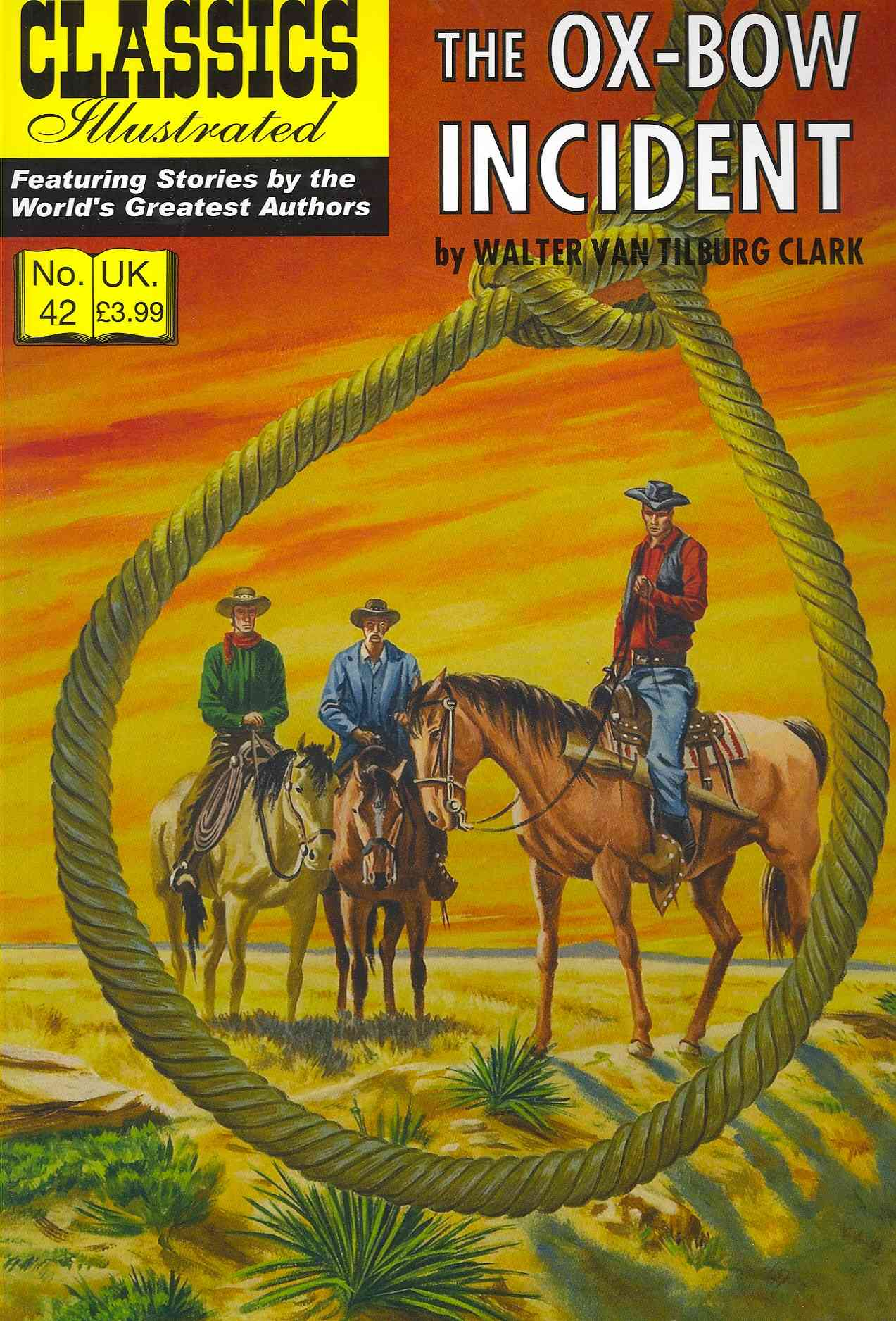 The Ox Bow Incident By Clark, Walter Van Tilburg/ Nodel, Norman (ILT)